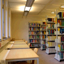 Teilbibliothek Emmy-Noether-Campus